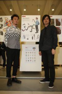 I classificato_Makoto Inagaki+Shinji Yoshida